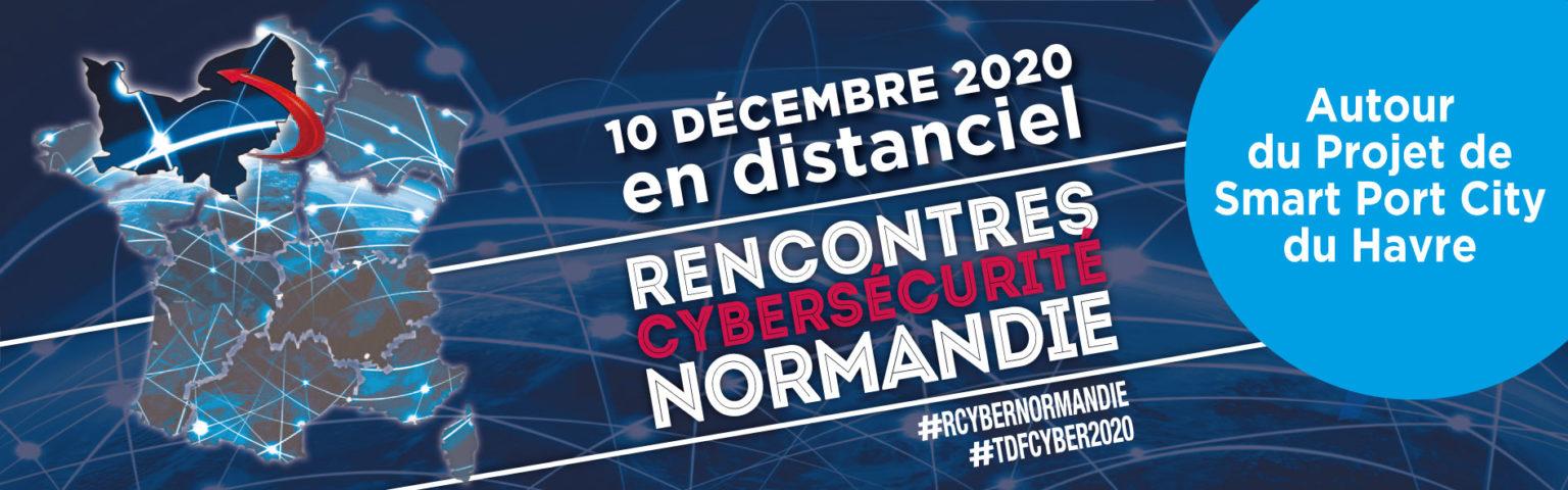 Rencontres cybersécurité normandie Cybercercle