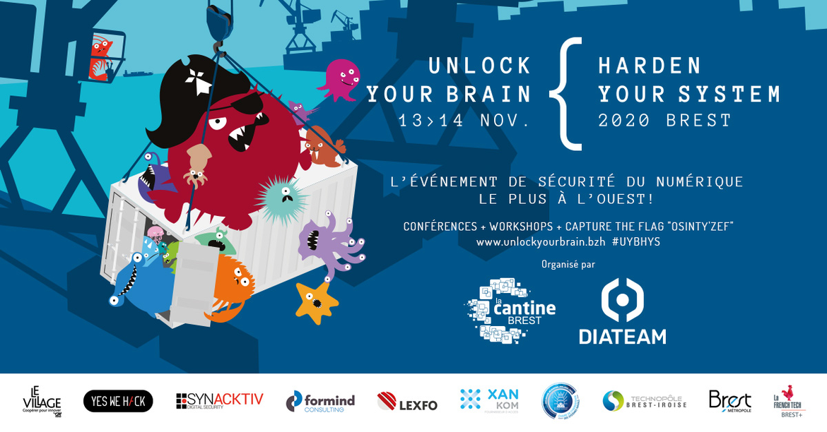 Unlock Your Brain Novembre